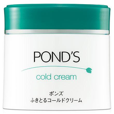 ポンズふきとるコールドクリームの商品イメージ