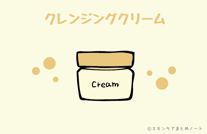 クレンジングクリーム